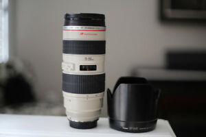 Canon 70-200 f2.8 non IS Ver1