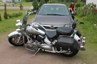 Yamaha V Star 1100 Special Addition