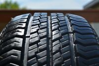 195/65/15 tires with more then 90%tread