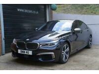 2017 BMW 7 Series 6.6 M760L V12 Auto xDrive 4dr Saloon Petrol Automatic