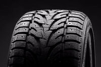 215/65 R17 Four WINTER CLAW TIRES - EXTREME GRIP