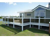 NEW Static Caravan Decking | Nationwide | Custom Veranda | Mobile Home Balcony