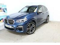 2018 BMW X3 xDrive M40i 5dr Step Auto Estate Petrol Automatic