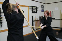Martail art Classes in the art of NInjutsu
