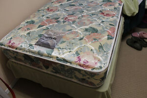 Single Mattress and Box - 10 Months old