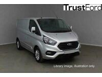 2021 Ford Transit Custom 280 Limited L1 SWB FWD 2.0 EcoBlue 130ps Low Roof Limit