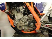 2015 KTM SXF 350 | VERY GOOD CONDITION | ORANGE RIMS | FACTORY GRAPHICS | SX-F