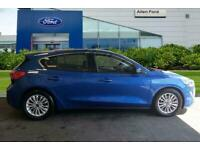 2019 Ford Focus 1.0 EcoBoost 125 Titanium 5dr Hatchback Petrol Manual