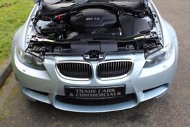 2008 08 BMW M3 4.0 M3 4D AUTO 414 BHP