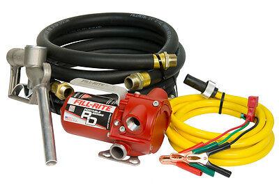 Tuthill Fill Rite Rd812nh 12 V Dc 8 Gpm Fuel Transfer Pump Heavy Duty Portable