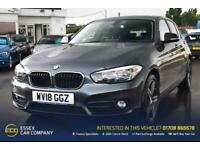 2018 BMW 1 Series 1.5 118I SPORT 5d 134 BHP Hatchback Petrol Manual