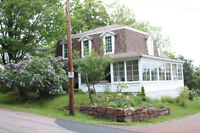 Heritage home in downtown Sackville 4bd 1.5bath - new photos!