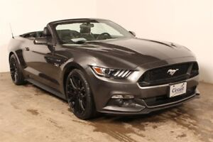 Ford Mustang Conv GT Premium ** GPS + Mag 20'' NOIR ** 2017