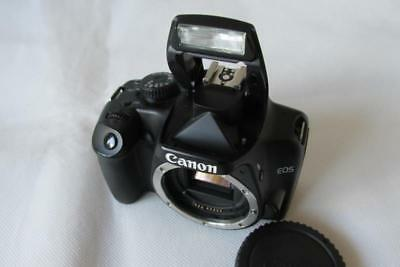 Canon EOS 1000D 10.1MP Digital-SLR DSLR Camera Body Only - Excellent Condition Canon Eos 1000d Body