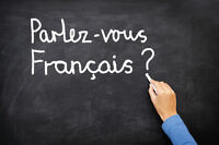 Online French Tutor, $20/hour