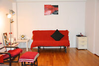 Spacious Studio in the heart of Montreal