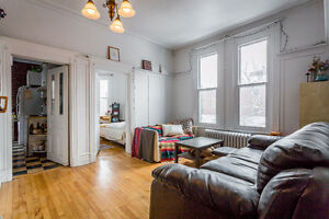 $650/month apartment PLATEAU May-July availability