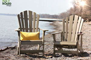 High Density Polyethylene Adirondack Chairs & more