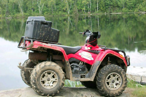 Can Am 400 Ho 2007 4x4