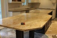 Unbeatable deal for granite counters: $34.85per sq ft.+free sink
