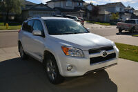 2010 Toyota RAV4 SUV,Limited,Leather Package,Fully Loaded