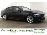2012 BMW 5 SERIES 535D M SPORT SALOON DIESEL
