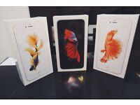 IPhone 6s 64gb unlocked ROSE GOLD with Apple warranty