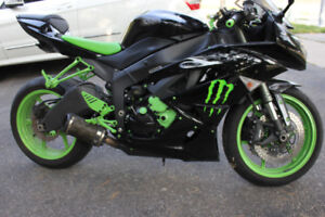 '09 ZX6R Monster Edition