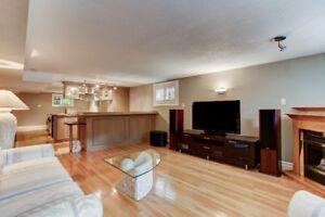 1 Bedroom + Den basement apt for rent - Yonge & Sheppard
