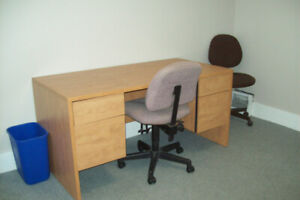 Furnished Office For Lease