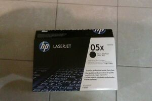 HP 05X printer cartridge
