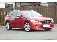 2014 Mazda Mazda6 Sport Nav Tourer Diesel Automatic
