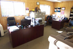 Large, 4 bay, drive through shop for sale Prince George British Columbia image 6