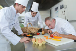 Culinary Arts - An Introduction Class at St. Charles FREE