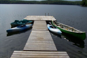 Haliburton Cottage 4 bedrooms 3 baths Free Watercraft