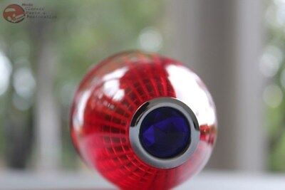 59 Cadillac Tail Light Red Blue Dot Lens Hot Rat Rod Frenched Custom Car Truck