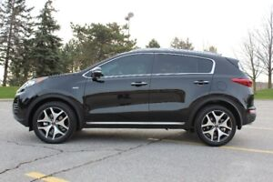 2017 Kia Sportage SX-T Lease Takeover for 15 Months