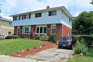 NEWLY RENOVATED Large Semi in Desirable Stanley Park