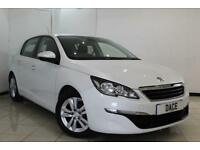 2014 64 PEUGEOT 308 1.6 HDI ACTIVE 5DR 92 BHP DIESEL