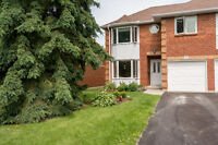 Wonderfully Kept End Unit in Waterloo Village