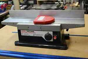 """Sears Craftsman Professional 6 1/2"""" Benchtop Jointer"""