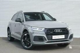 image for 2020 Audi Q5 ESTATE 45 TFSI Quattro Black Edition 5dr S Tronic Auto SUV Petrol A