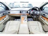2008 Jaguar XF 2.7 TD Luxury 4dr Saloon Diesel Automatic