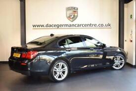 2011 61 BMW 7 SERIES 3.0 730D M SPORT 4DR AUTO 242 BHP DIESEL