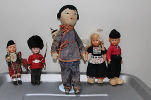 Doll Collection from around the World