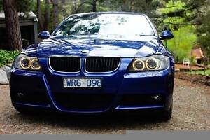 2008 BMW 320i MSPORT INNNOVATIONS Package Park Orchards Manningham Area Preview