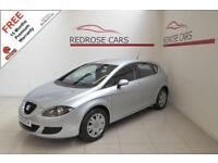 2008 08 SEAT LEON 1.6 REFERENCE 5D 101 BHP