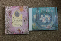 Two Hardcover Children's Fairy Books