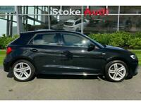 2019 Audi A1 Sportback S line 30 TFSI 116 PS 6-speed Hatchback Petrol Manual