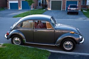 1971 VW Volkswagen Super Beetle